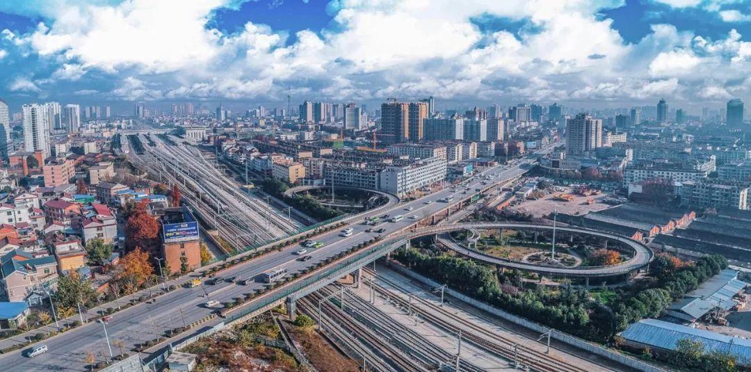 汉中城市建设规划图曝光 未来城市中心在这里