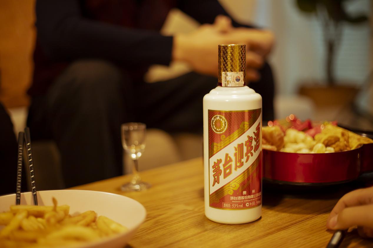 一口酒,一份情:茅台电商年货节推出暖心短片