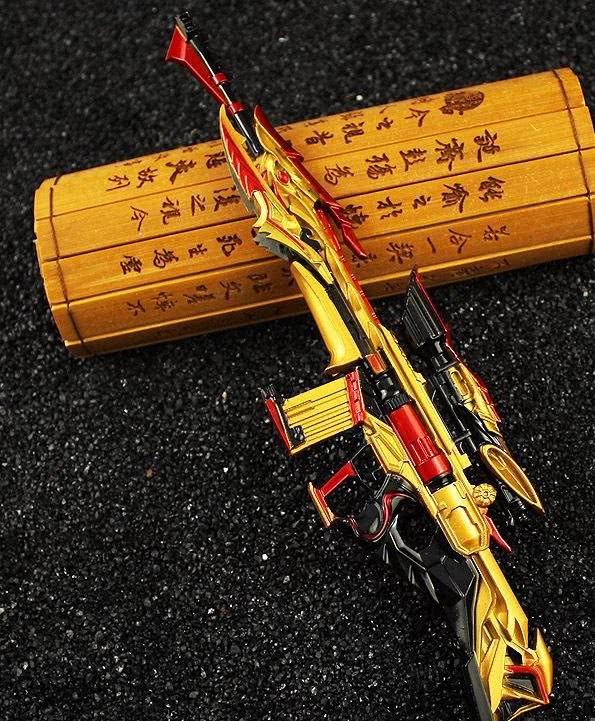 穿越火线手游:最适合打挑战的武器有哪些?大家都知道吗?