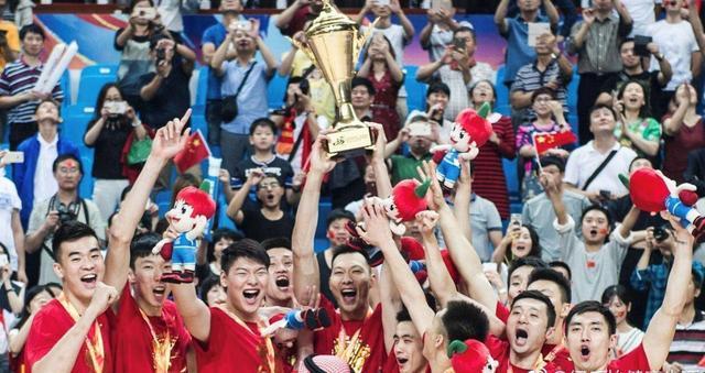 2018中国篮球大事件!亚运夺冠、备战2019世界杯,红蓝队正式合并