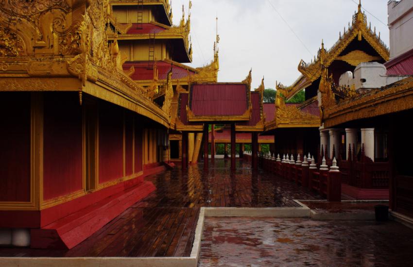 全球最大的皇宮,占地400多萬平米,比故宮大5倍,你知道是哪嗎?