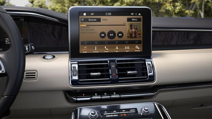 Lincoln新车主可免费获得1年免费Tidal音乐订阅