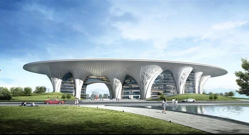 喜讯 襄阳市又一地标式建筑顺利通过验收
