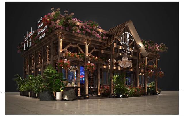 桃花洛音乐餐厅盈利的秘诀是什么?