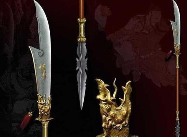 冷兵器时代4件足以称王的兵器,有一件最牛,用它的都当了皇帝