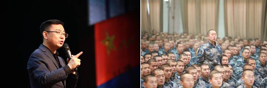 """""""字""""强""""字""""立,书写中国!兵强武壮,保家卫国!"""
