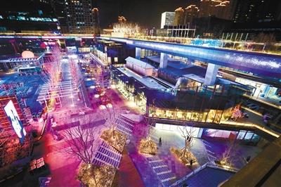 """曲江创意谷 驱动""""新零售之城""""的新动能"""