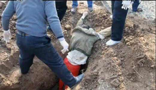 江苏出土汉武帝同父异母兄弟古墓,墓中出土文物让姑娘捂脸