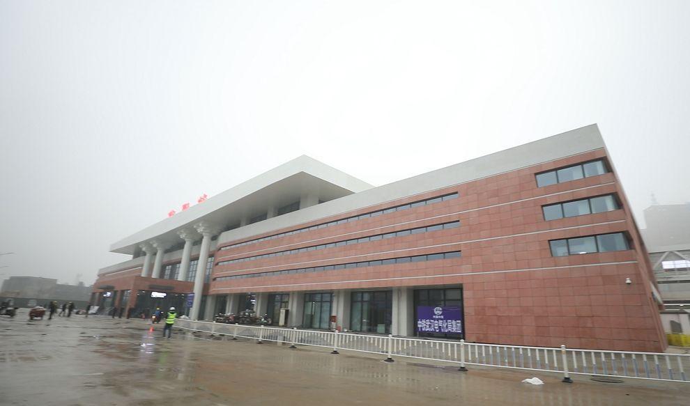 重磅 信阳火车站北站房正式启用啦 附最新列车时刻表