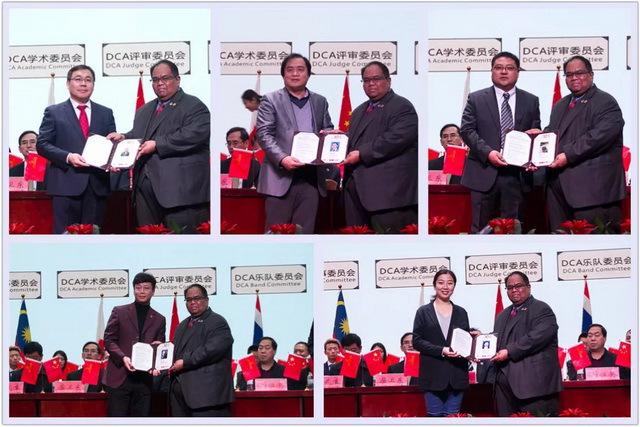 天津发布教程新闻(dca)行进联盟成立在亚洲宝坻隆重鼓乐英语口语册流畅第二图片