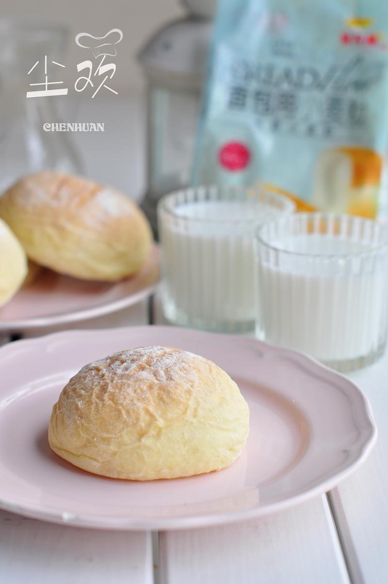 不用黄油也能怎样用纯牛奶做奶油做出口感松软绵密奶香味四溢的小