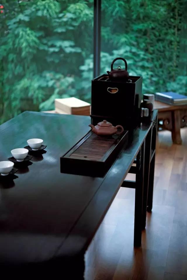 这才是中国人应该有的书房-木制工艺品