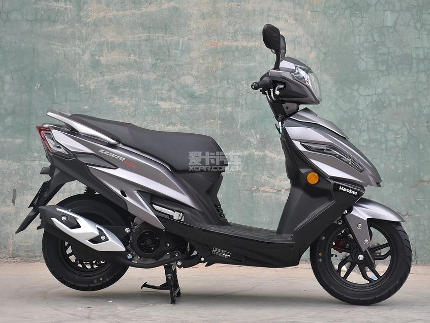 摩托整车厂家专区  豪爵铃木-踏板车讨论专区  新提豪爵牌usr125.