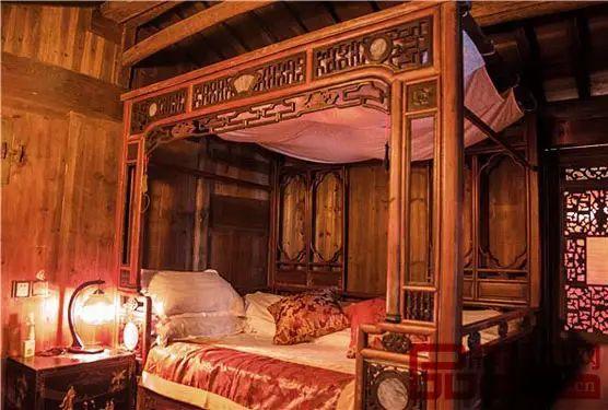 睡眠不好的人为什么要睡红木大床?-巴里黄檀