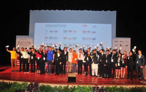 它与物理奥赛比肩,是三大顶级国际中学生物理竞赛之一_比赛