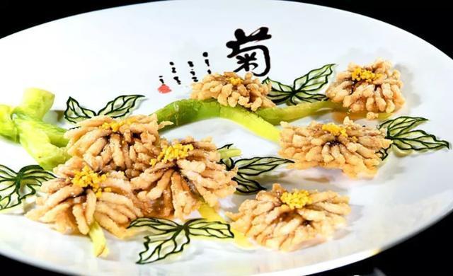 成都老厨师教你做传统川菜菊花鱼,形似菊花肉质细嫩,过年露一手