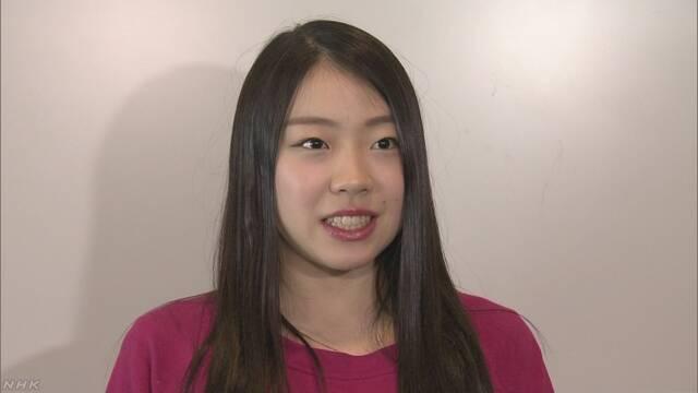 纪平梨花即将前往美国苦练四周跳 盼创最好成绩