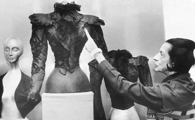 人物 前《VOGUE》主編時尚屆女魔頭 — 戴安娜·弗里蘭 形象穿搭 第23張