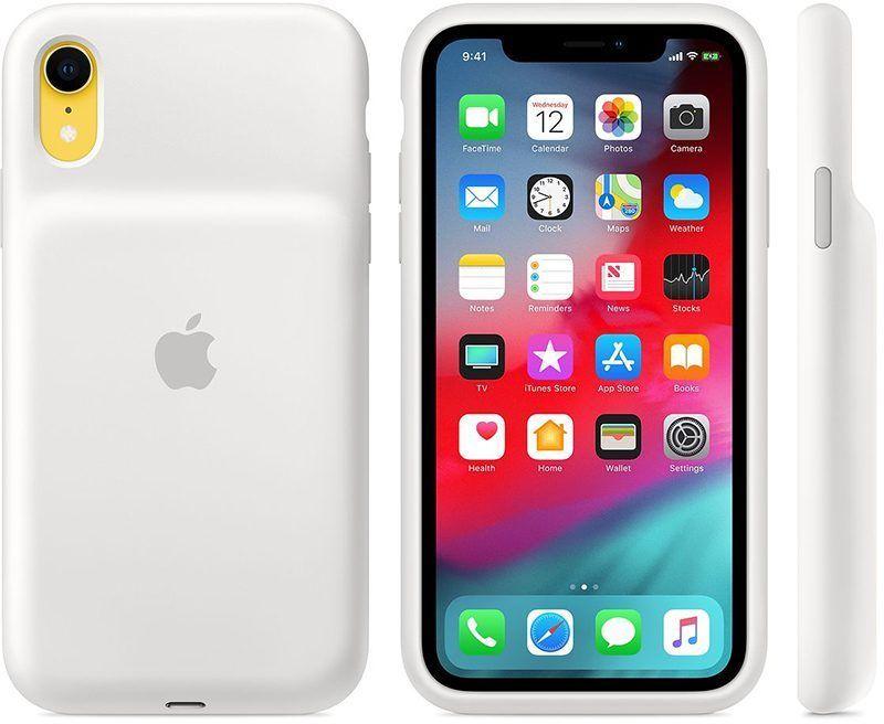 2018年iPhone智能电池壳发布 可无线充电