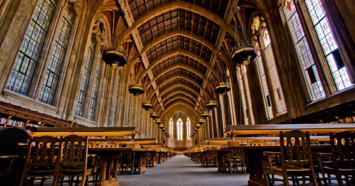 华盛顿大学:在最美的校园有上万个专业课程任你选