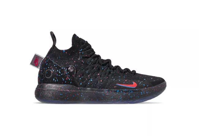 花最少的钱享受三方联名设计!Nike KD11