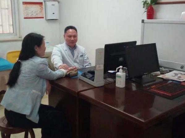 年轻医师 科学治病——郑州市中医院汝河路社区分院祝延召大夫