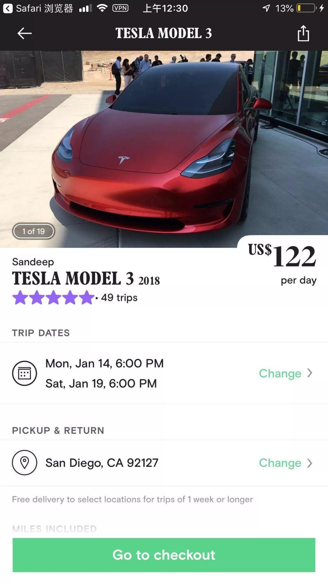 特斯拉即将国产美国试驾Model3告诉你值不值得买