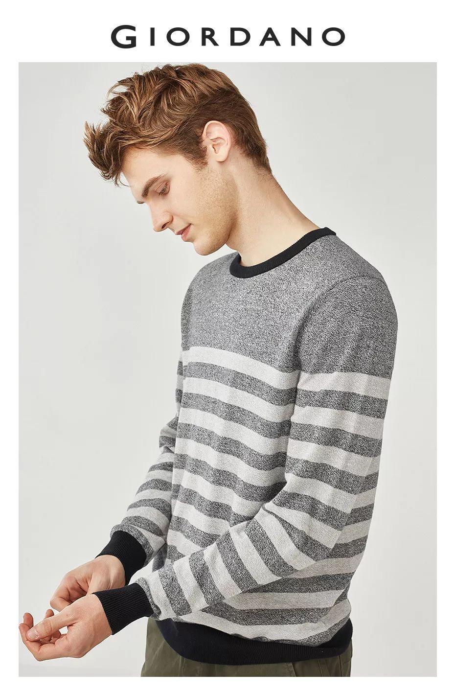 男女搭配  针织衫,简单搭配好单品之一.