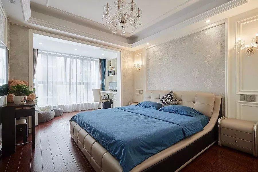 阳台在主卧室怎么装修?卧室带阳台这样设计,充分利用不浪费!