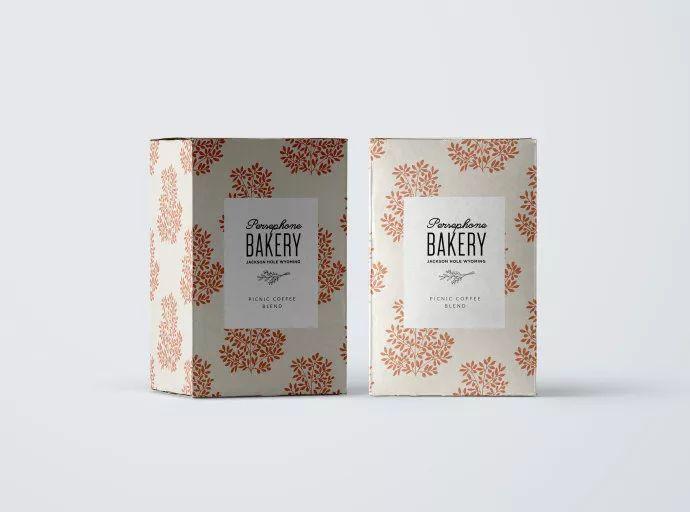 小清新农产品包装设计