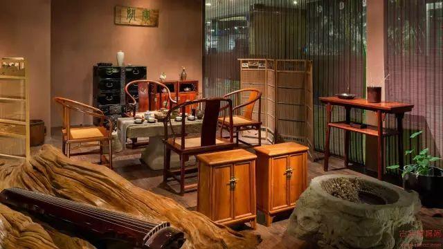 到了一定年纪,你会越来越喜欢红木家具-红酸枝