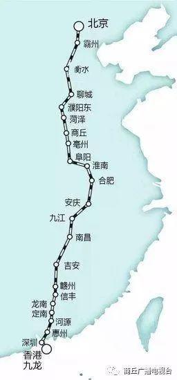 西安印务京港台高铁丰雄商高铁终于确定了商丘即将迈入十字高铁时代 行业新闻 丰雄广告第3张
