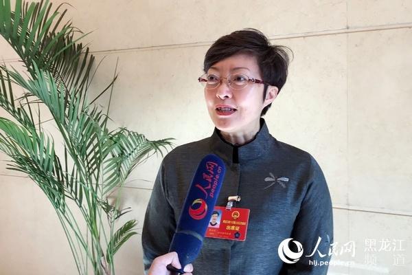 黑龙江省人大代表曹永鸣:全面深化教师队伍建设改革 让更多教师找到幸福感和获得感