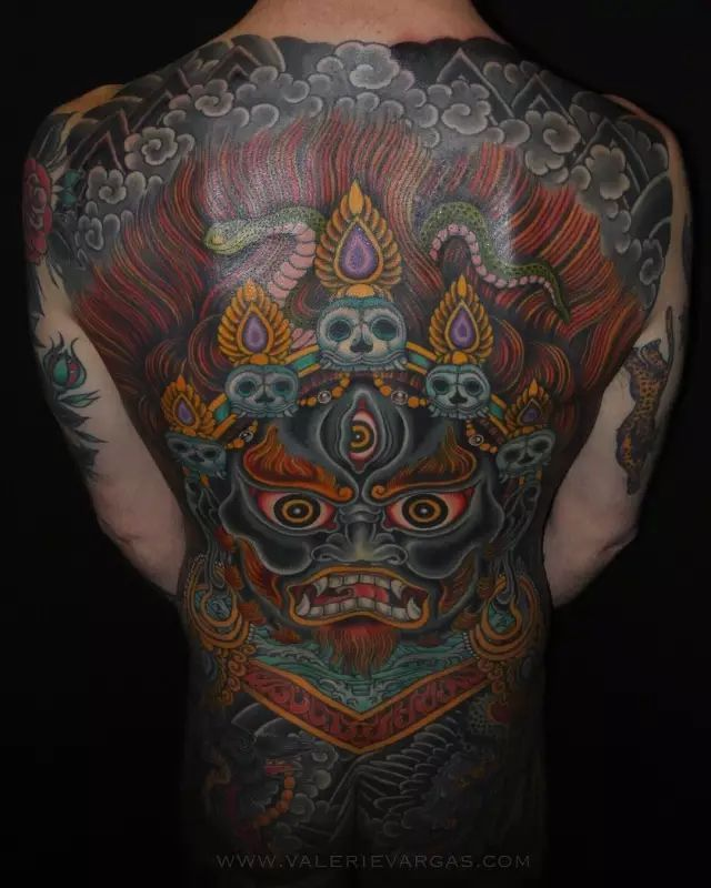 LIFE | 七位风格迥异的纹身师,总有一位适合你