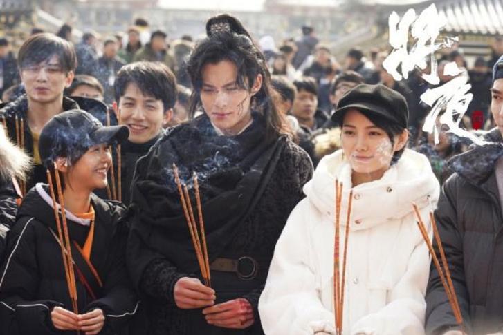 《将夜2》正式开机,男主陈飞宇换为王鹤棣,遭粉丝吐槽