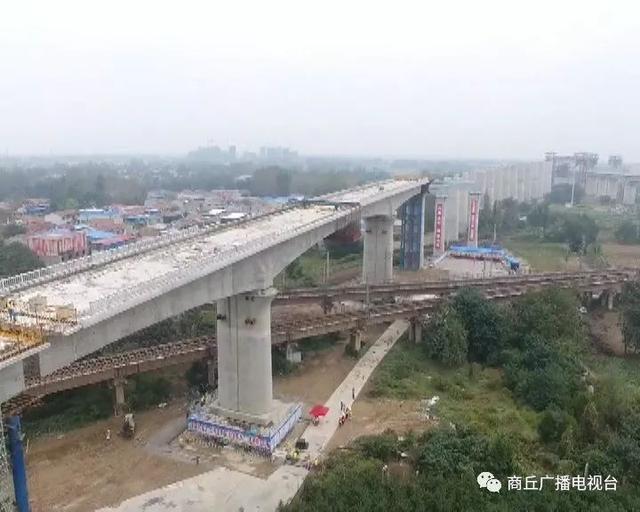 西安印务京港台高铁丰雄商高铁终于确定了商丘即将迈入十字高铁时代 行业新闻 丰雄广告第1张