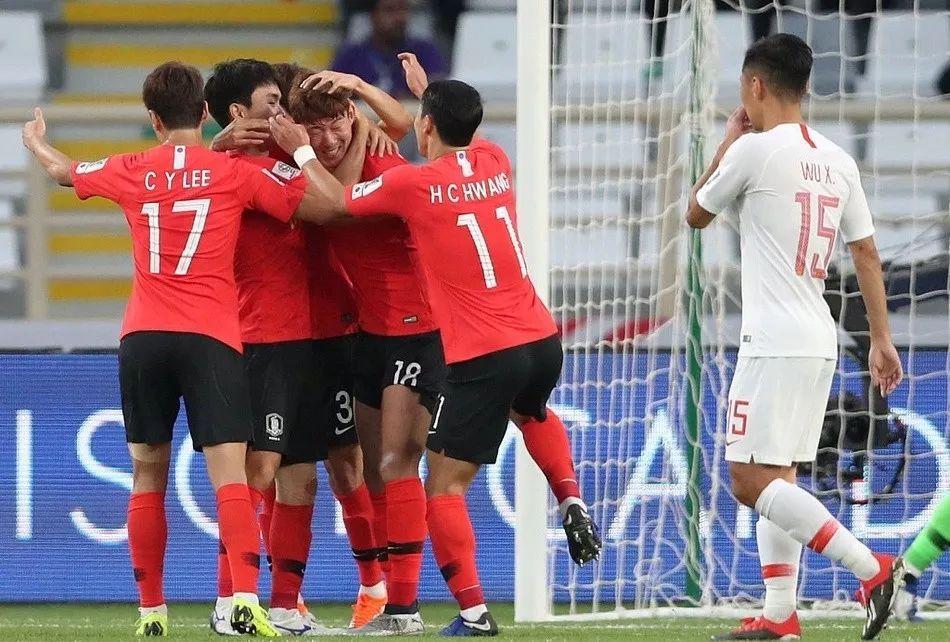 完败!国足除比分没损掉 对阵泰国才非赢不成——写在中韩之战赛后