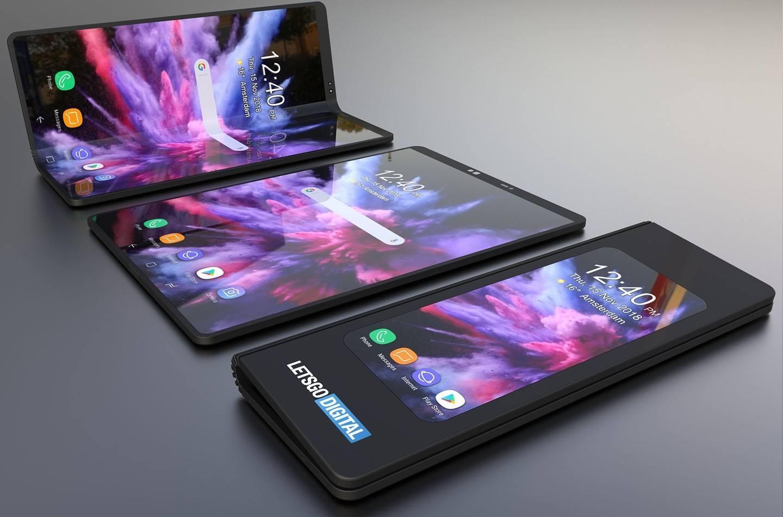 中国市场首发?三星首款可折叠屏手机现身工信部:或1万起步