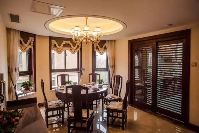 你会装修吗?中式家装案例,太惊艳了。。。-原木装修