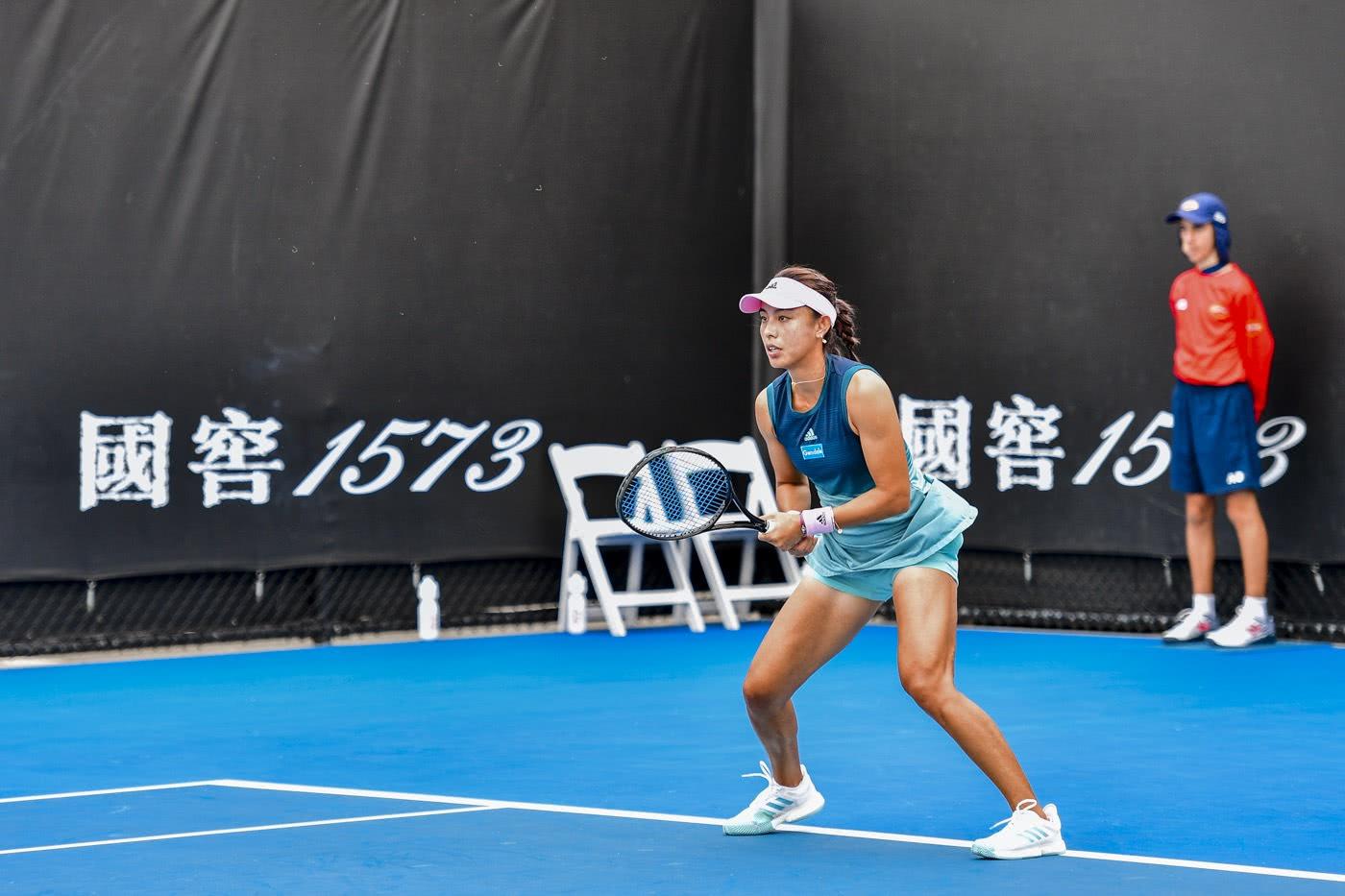 中国王蔷、张帅共同闯入澳网32强,齐齐刷新两人新战绩!