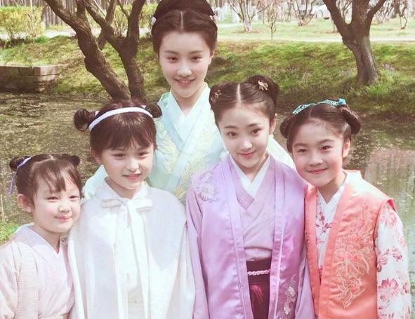 《知否》中,四大小演员,演技个个堪比赵丽颖,你最喜欢哪个呢?