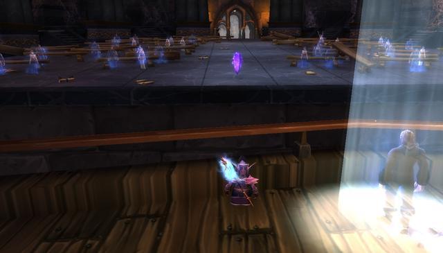 """魔兽世界:重返卡拉赞隐藏坐骑 被""""烧烤""""的阿坎纳苟斯 获取攻略"""