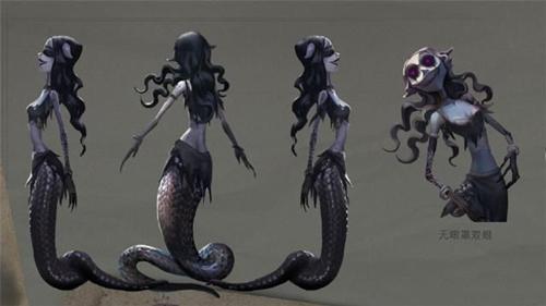 第五人格梦之女巫川上富江图片