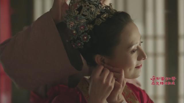 二叔明兰大婚,小秦氏被整得颜面无存,教唆她刁难明兰却适得其反