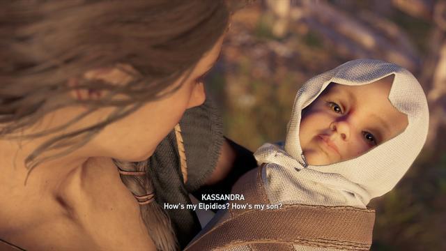 育碧道歉《刺客信条:奥德赛》DLC2结局是为延续血脉