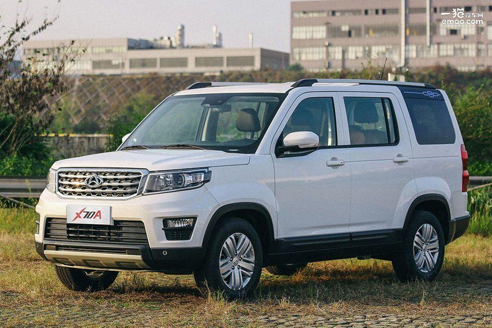这四辆新上市的中国运动型多功能车太便宜了,不能以7万900元的价格开始销售