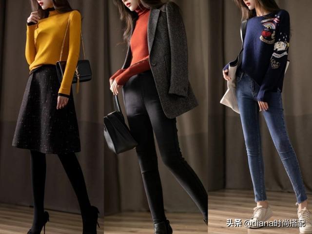 优雅的女人都这么穿,时髦又精致,温柔又大方,有女人味!