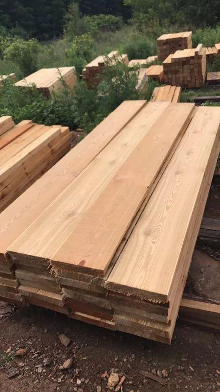 """【炫""""木""""啦!】澜凯木业:工厂实力打造落叶松寿材板,质量保证!欢迎咨询!-木制工艺品"""