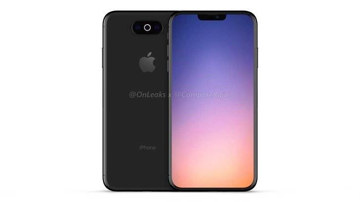 """苹果""""iPhone XI""""新爆料:前置1000万相机"""