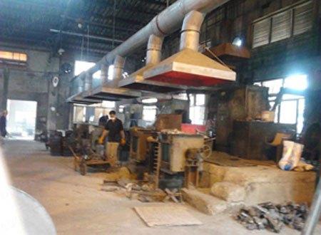 矿山焦化厂铸造厂发电厂除尘器改造